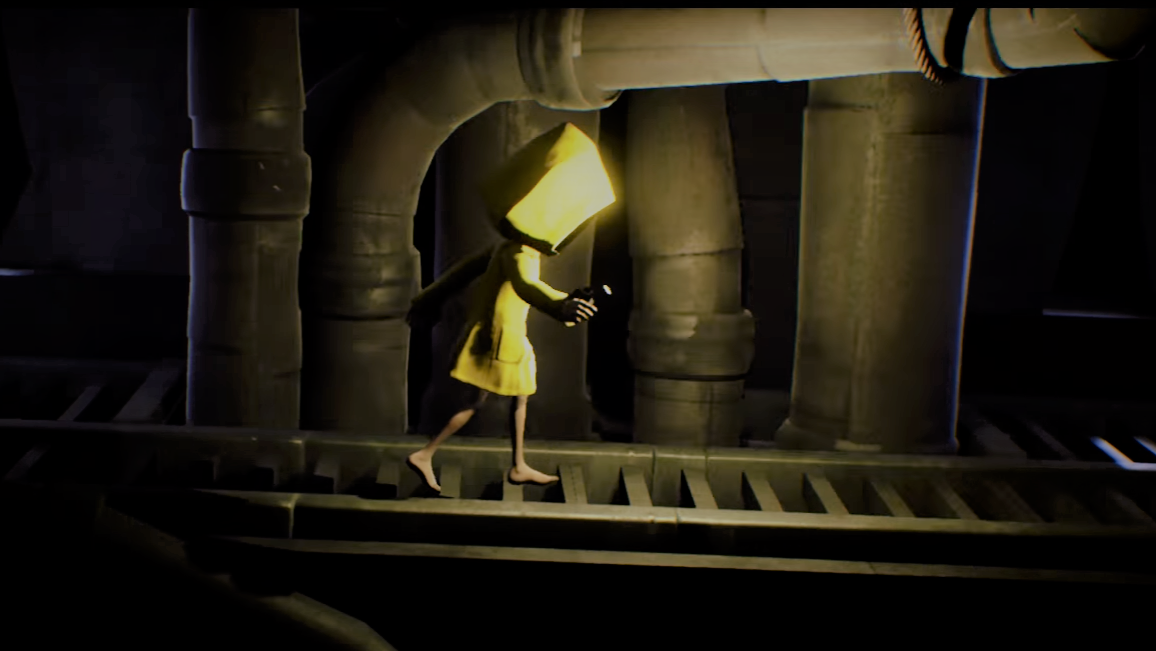 little nightmares best console games